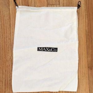 Max&Co. Authentic Dust Bag
